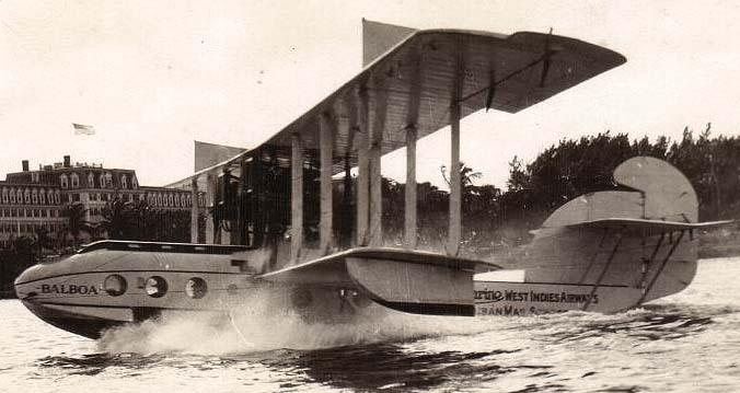 Santa Maria,1922,Seaplane,plane,Aeromarine Airways Inc Photo
