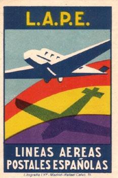 1934 LAPE : Lignes Espagnoles sous Flight Simulator par Michel Lagneau Lapel1