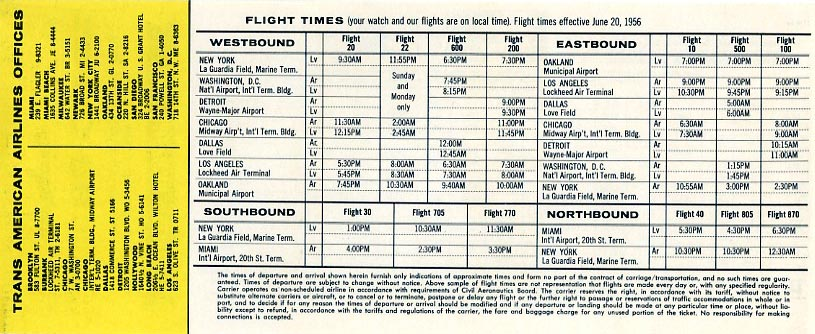 dave time table