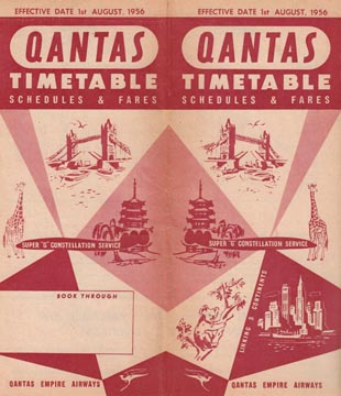 Qantas - Qantas Empire Airways - Queensland & Northern