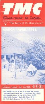 1956 Trans Mar de Corte : La Route des Missionnaires sous Flight Simulator Tmc5803
