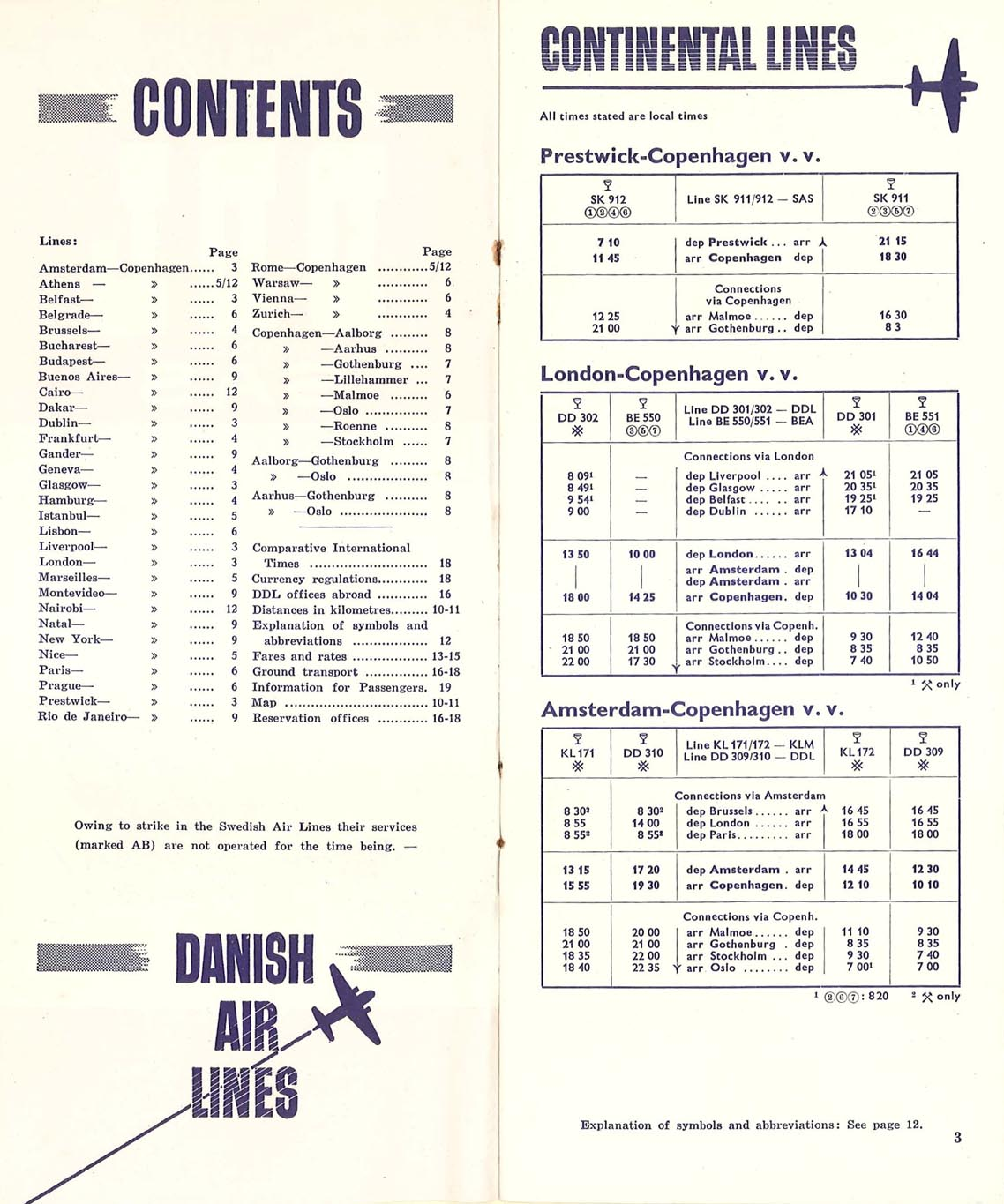 Airliners Net: Danish Air Lines