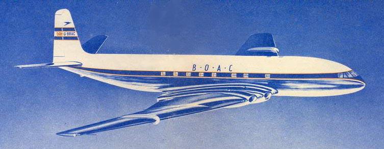 De Havilland Comet 1 - Comet 1...