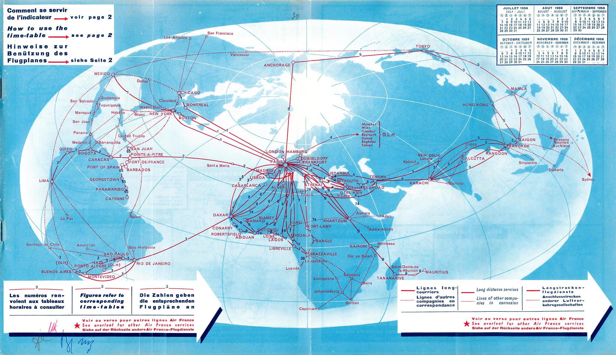 Air France Route Map Air France Route Map | compressportnederland Air France Route Map